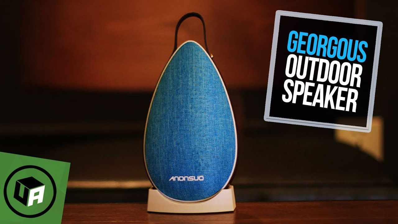 Anonsuo S7 Bluetooth Speaker UNBOXING REVIEW. Portable Outdoor 10W Bluetooth 4.1 with Deep Bass