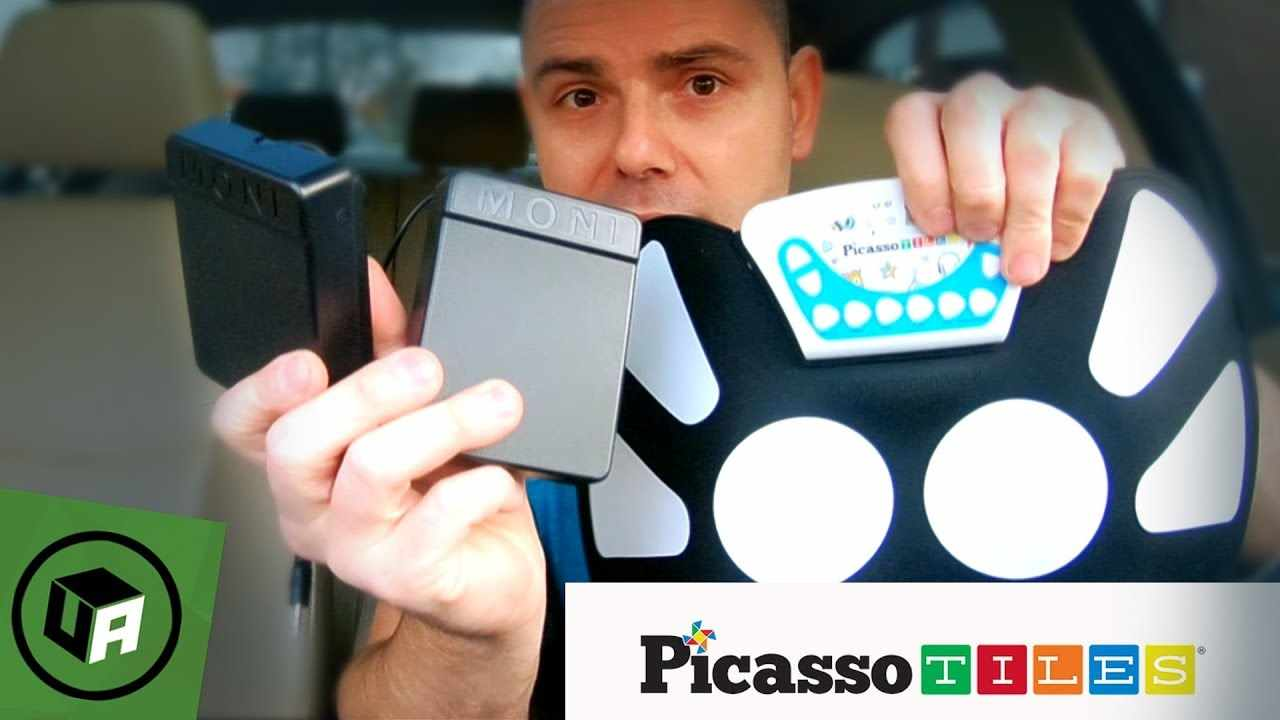 PICASSO Tiles P50 Roll Up Drum Kit REVIEW & Unboxing