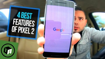4 Best Features of PIXEL 2 smartphone. *** Google Pixel 2 Unboxing Review.