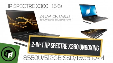 HP Spectre x360 8th gen Unboxing. LOOK AT LATEST 15