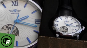 SHAARMS Blue Dial JarAgar WINNER. Budget Watch Unboxing. IS THIS CHEAP WATCH WORTH IT?