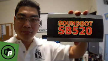 SoundBot SB520 Bluetooth Wireless 15HR Speaker REVIEW & UNBOXING